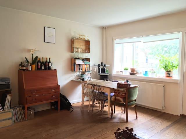 1 room flat i Cosy Vanløse - Kopenhaga - Apartament