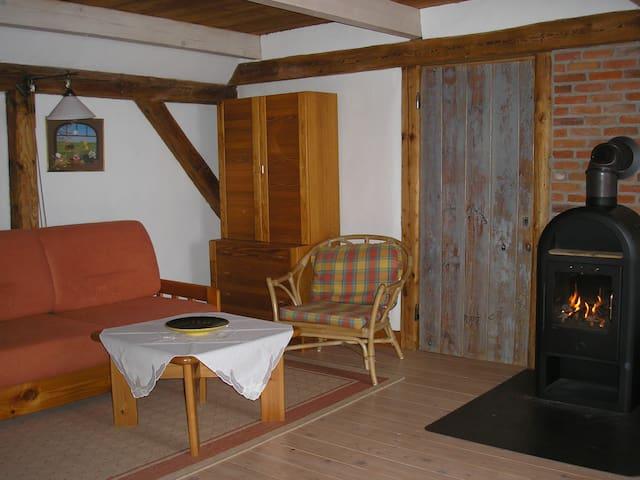 Ferienwohnung Studio - Karft / Gem. Wittendörp - Apartamento
