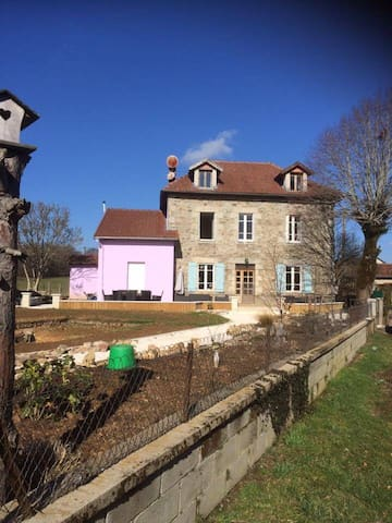 Puy Larrouse Farm House - Linards