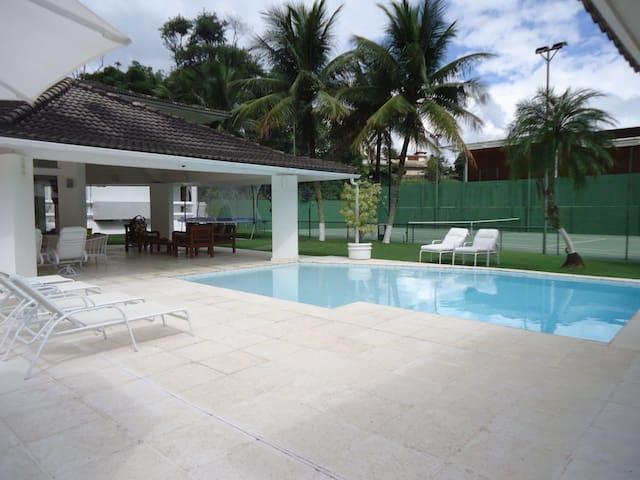 Casa 9 suites em Portogalo - Angra dos Reis - Paraty - Casa