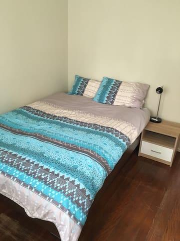 Cosy Double - Seabreeze Room - Kallangur - Casa