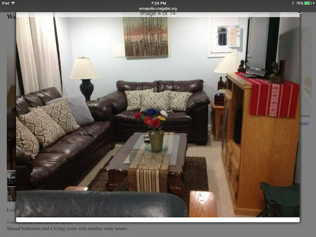 Welcome to our Home! - Glen Burnie - Huis