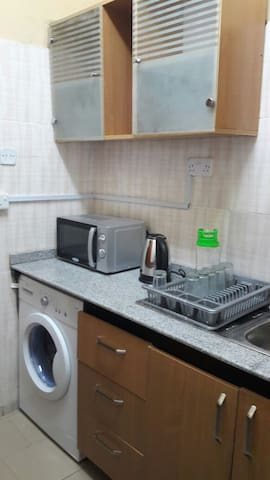 La Maison: Serviced One-bedroom flat/apartment - Ikeja - Appartement