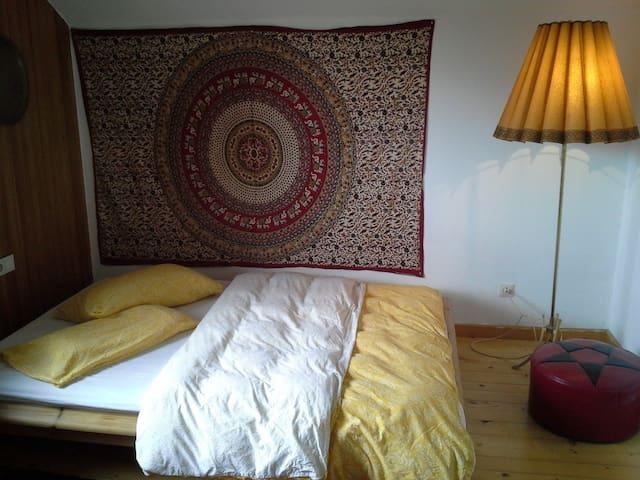 Urlaub zwischen Bergen und Seen - Natur pur! - Bichl - Hus