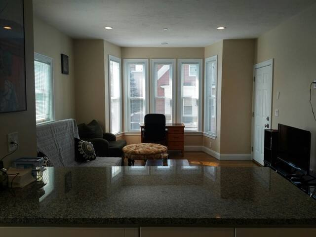 2 Story Flat for Large Groups South of Boston - Brockton - Appartement