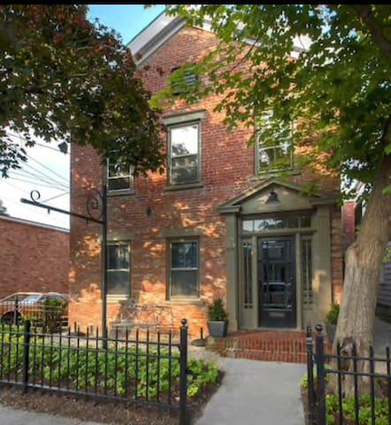 Adorable Studio w/ Kitchen on Warren Street - Hudson - Appartement
