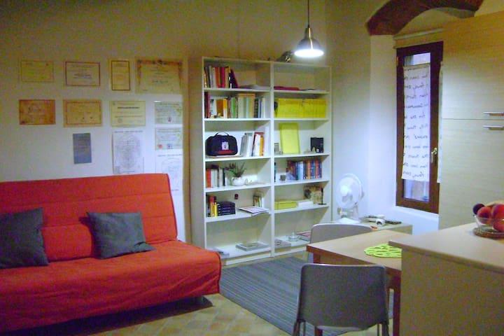 Tranquillo monolocale vicino Piazza Grande - Arezzo - Appartement