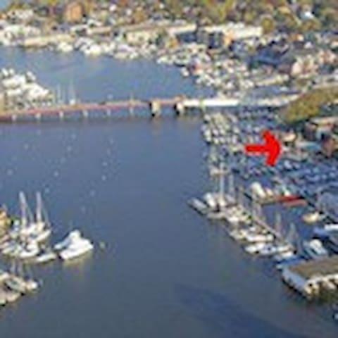 Upscale Waterfront Condo Annapolis - Annapolis - Apto. en complejo residencial