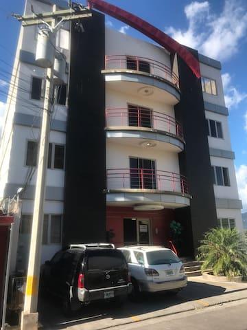 Amazing View Loft - 特古西加爾巴 - 公寓