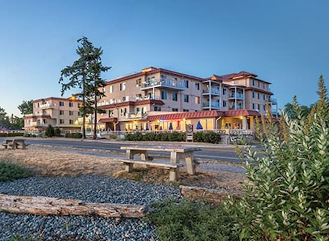 Washington-Blaine Resort 2 Bdrm Condo - Birch Bay - Appartement en résidence