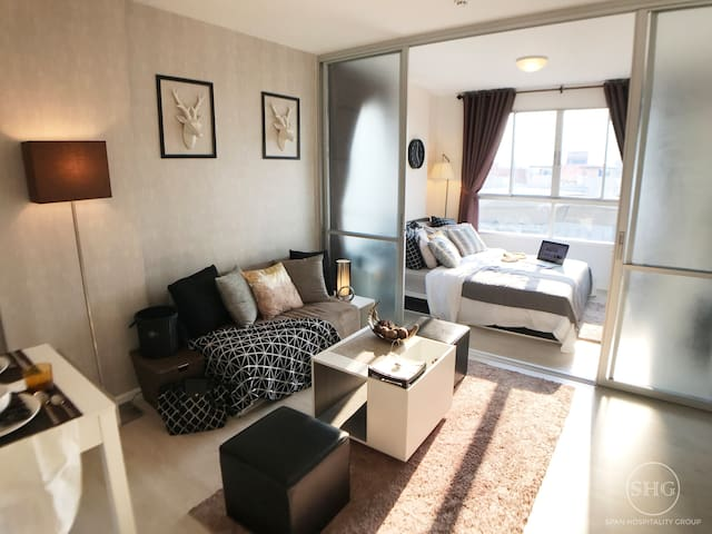 Stay in Style, Doi Suthep View with Oasis @ DCondo - Chiang Mai - Apto. en complejo residencial
