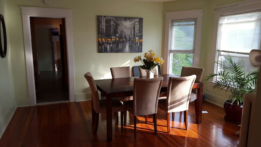 """""""The Oasis"""" - Home for Professionals - Schenectady - Apartemen"""
