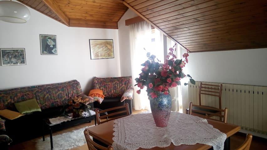 Mansarda ad Auronzo  3 CIME DI LAVAREDO - Auronzo di Cadore - Appartement