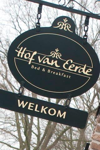 B&B Hof van Eerde - Veghel - Wikt i opierunek