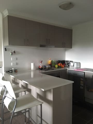 One bedroom apartment with car park - Franklin - Appartement