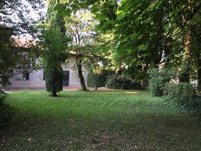 Villa Rodolfi, dimora storica immersa nella quiete - Gaiano - Oda + Kahvaltı