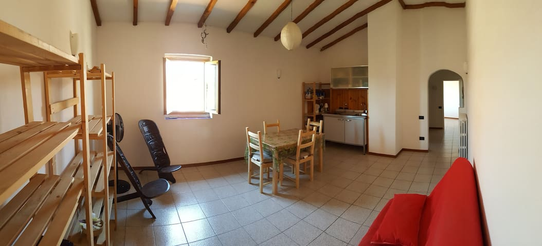 Tuscany entire apartment rent - Empoli - Huoneisto
