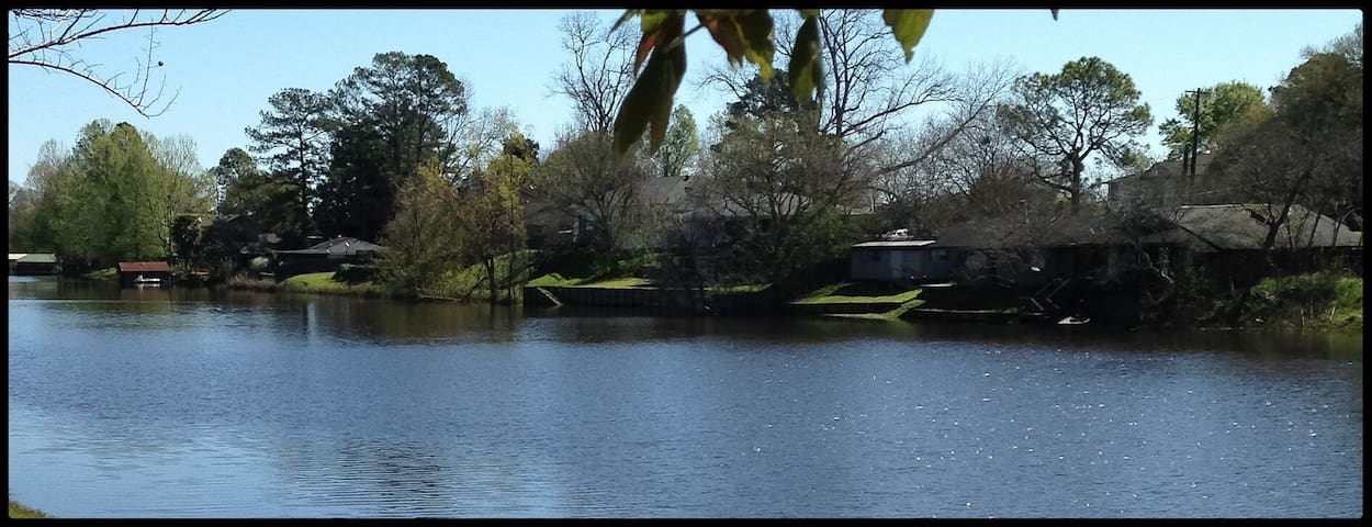 River Roost Town Home on Cane River - Natchitoches
