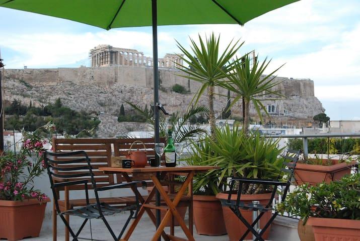 Lena's Home - Acropolis - Athina - Departamento