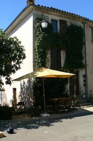 Charmante maison sur le plateau du Larzac - Saint-Maurice-Navacelles - Hus