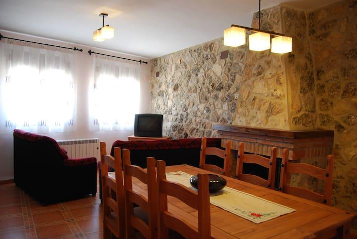 casa rural entorno relajante - Paracuellos - Ev