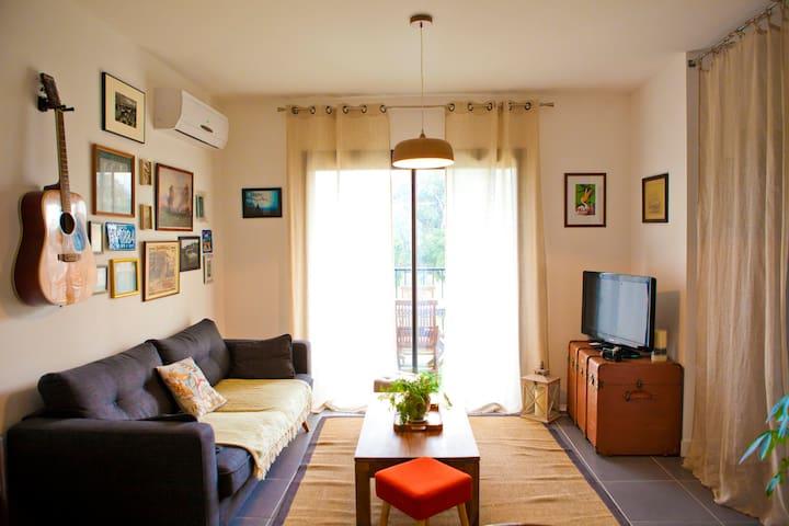 Appartement cosy à Sainte Lucie de Porto Vecchio - Zonza - Leilighet