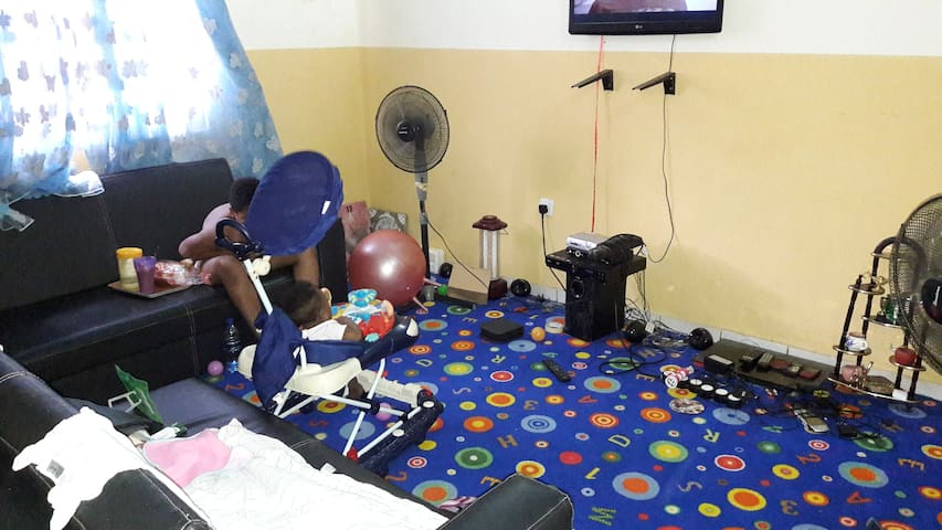 A single room in an apartment - Abuja - Daire