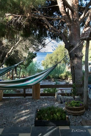 Best place to be on the beach!!! - Kalimnos