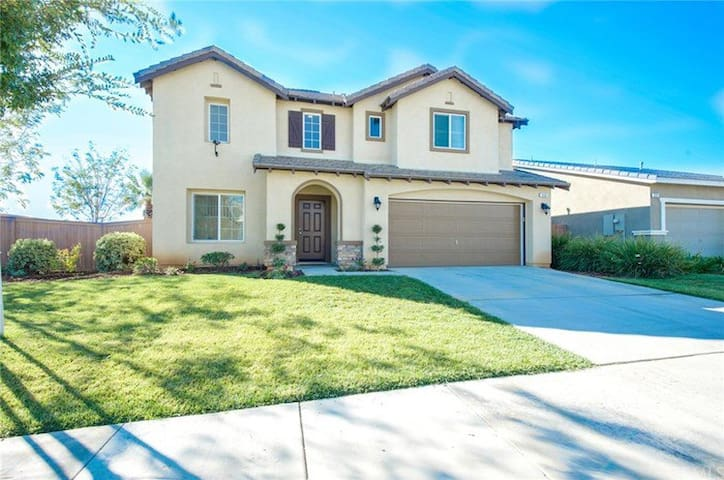 Welcome to San Andraes Home - Beaumont - Hus