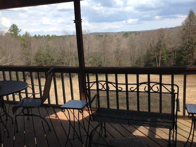 Serene & comfortable country home - Otis - Ev