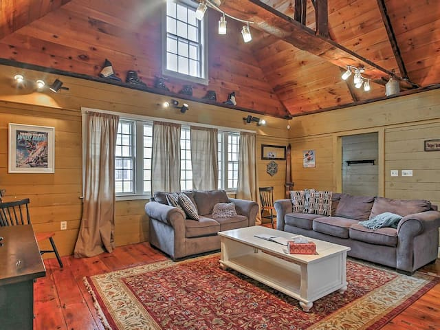 In the Village, Charming home with 2 fire places - Conway - Ev