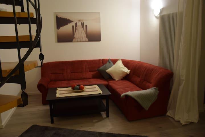 Apartment, neu renoviert - Wasserburg am Inn - Obsługiwany apartament