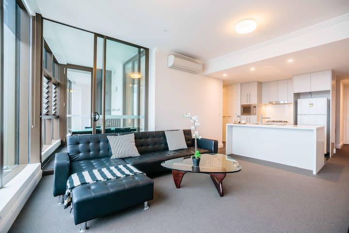L28 Stunning View Apt @ OlympicPark - Sydney Olympic Park - Lägenhet