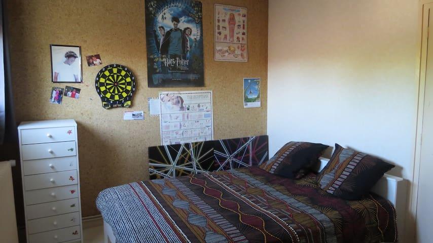 1 chambre pour visiter Lyon ou l'Ain - Saint-Maurice-de-Beynost - Apartamento