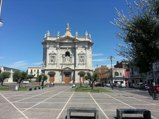 Palazzo Giordano - San Giuseppe Vesuviano - Andre