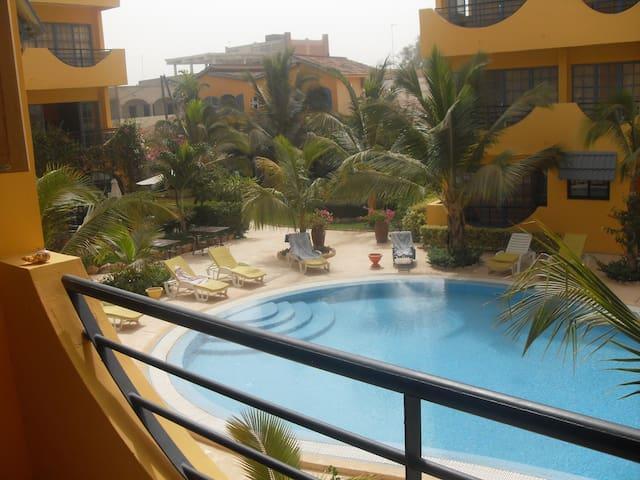 Apartment Saly Portudal Mbour Senegal - Mbour