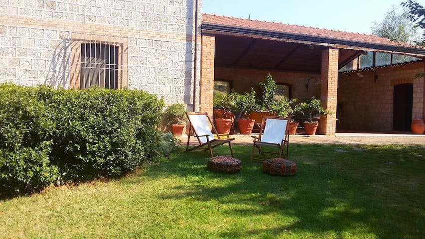 Perfect holiday house in Benevento, 7 beds, garden - Benevento - 別墅