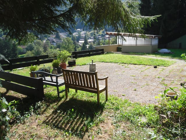 Ferienappartement Elise am Kurpark - Bad Wildbad - Lägenhet