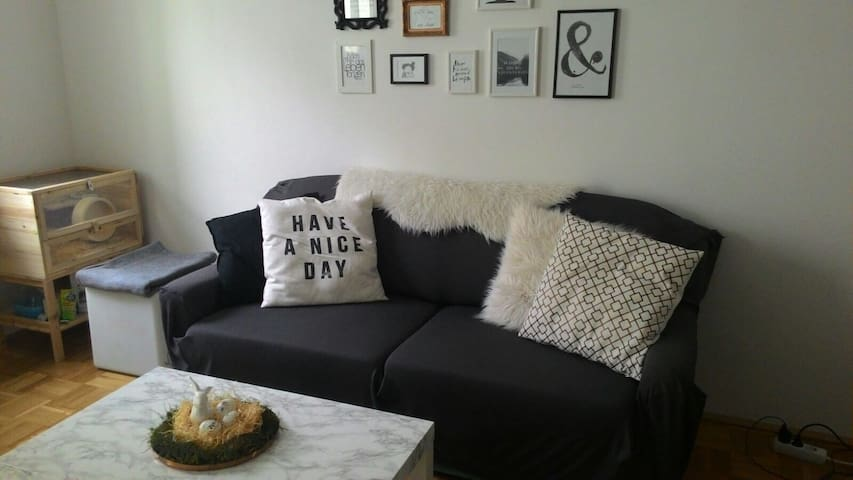 Cozy room in top location with balkony and TV - Vienna
