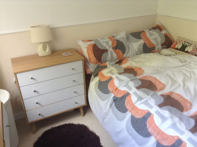 Cosy 1 bed flat in Madeley Cheshire - Madeley - Leilighet