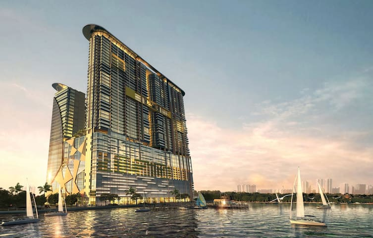 Silverscape Luxury Residences (Hatten City) - Melaka - Apartamento