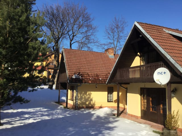 holiday flat in the town centre - Karpacz - Appartement