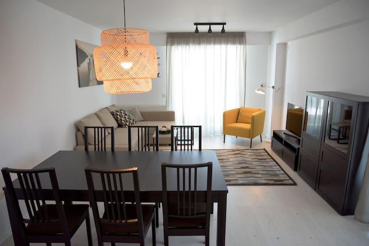 Charming Airport 1 room studio - Otopeni - Lägenhet