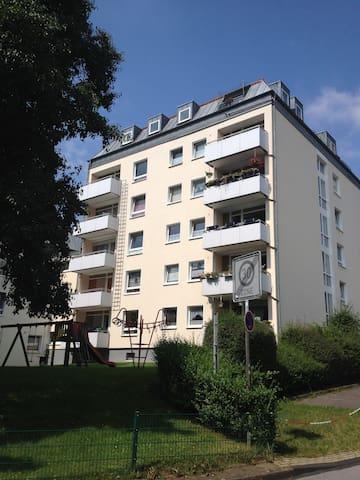 Appartment in Mettmann mit Sonnenbalkon! - Mettmann - Квартира