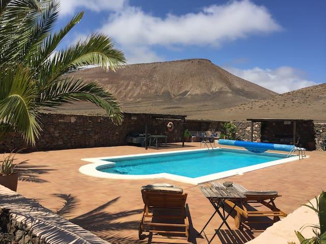 Valle de Femés Lanzarote - Las Casitas - Appartement