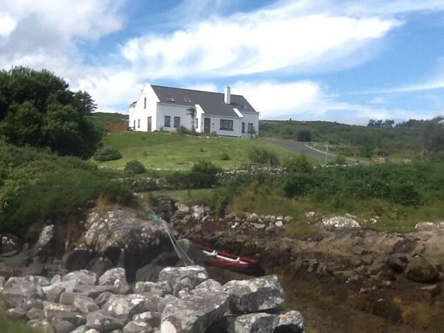 Rossroe Lodge Wild Atlantic Way - Cashel - Bed & Breakfast