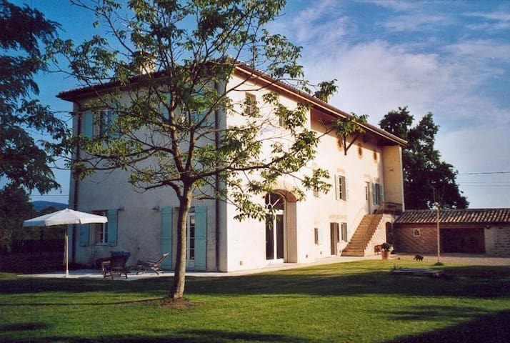 Your flat in the middle of Beaujolais vineyard - Corcelles-en-Beaujolais