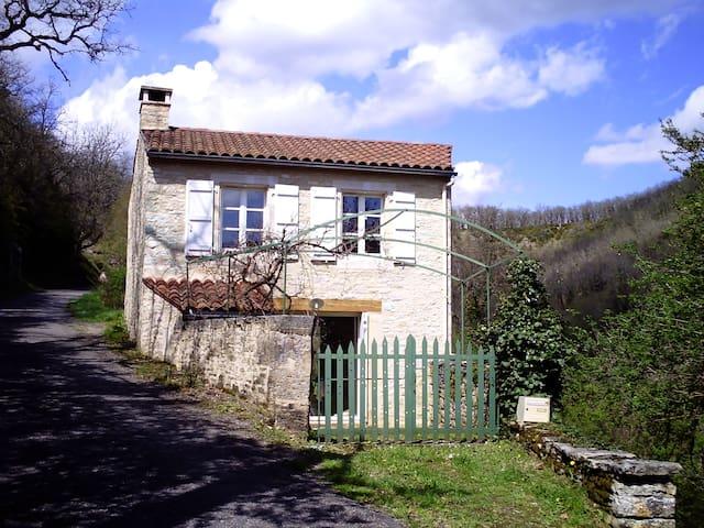 Maisonnette quercinoise - Catus