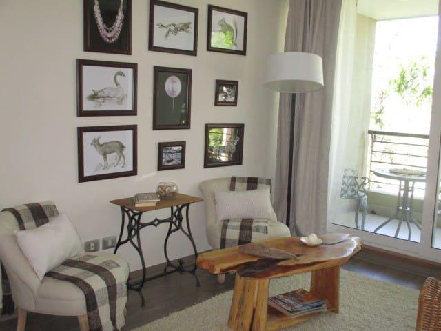 Departamento ideal para parejas - Pucón - Lägenhet