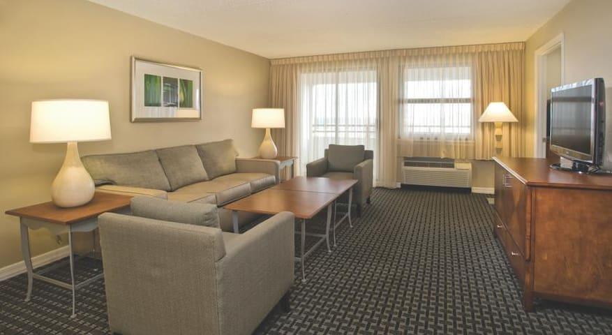 Wyndham Skyline Towers Atlantic City-One Bedroom - Атлантик-Сити